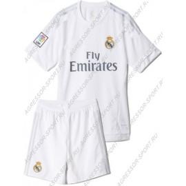 ДЕТСКАЯ форма Реал Мадрид 2015/16