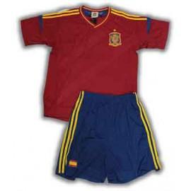 Детская футбольная форма сборной Испании