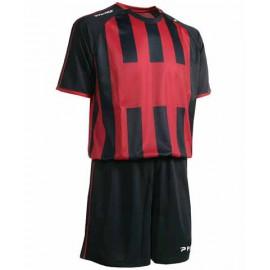 Футбольная форма Patrick красно-черная