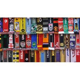 100 трикотажных шарфов по Вашему эскизу (можно от 1 шт )