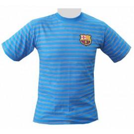 Футболка Барселона бирюзовая