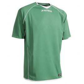 Футболка Patrick зеленая