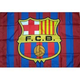 Барселона флаг 80 х 120 см