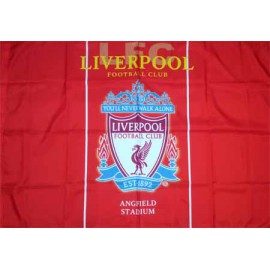 Ливерпуль флаг 80 х 120 см
