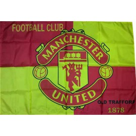 Флаг Манчестер Юнайтед 80 х 120 см