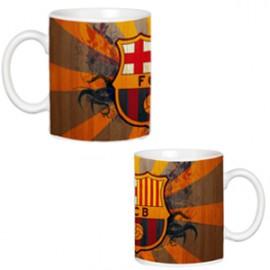 Барселона кружка керамическая