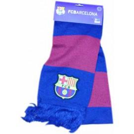 Барселона шарф трикотажный с вышивкой