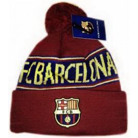 Барселона шапка с помпоном Арт.009