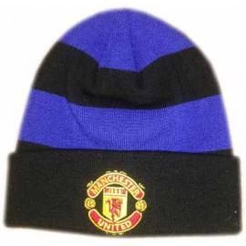 Манчестер Юнайтед шапка сине-черная Арт.112