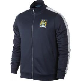 Манчестер Сити олимпийка темно-синяя