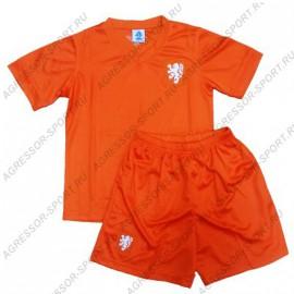 Форма сборной Голландии 2014 детская