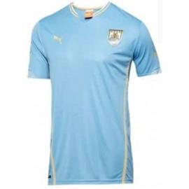 Футболка сборной Уругвая Puma 14-15