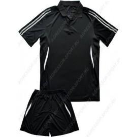 Футбольная форма РМ-2014 черная
