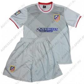 Форма Атлетико Мадрид 2014 2015 выездная