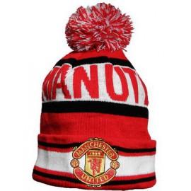 Манчестер Юнайтед шапка с помпоном Арт.114