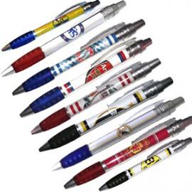 Ручки с символийкой команд