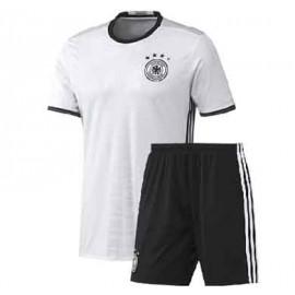 Форма сборной Германии 2016-18 белая