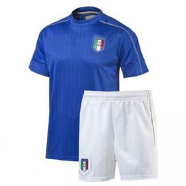 Детская футбольная форма сборной Италии 2016-18