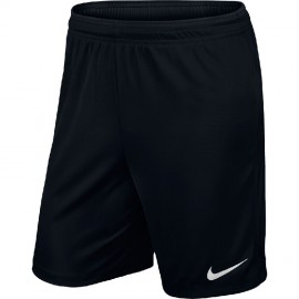 Шорты NIKE PARK II KNIT SHORT NB 725887-010 черные