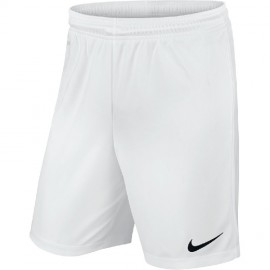 Шорты NIKE PARK II KNIT SHORT NB 725887-100 белые