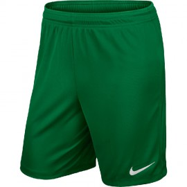 Шорты NIKE PARK II KNIT SHORT NB 725887-302 зеленые