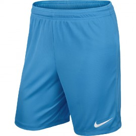 Шорты NIKE PARK II KNIT SHORT NB 725887-412 голубые