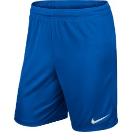 Шорты NIKE PARK II KNIT SHORT NB 725887-463 синие