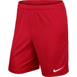 Шорты NIKE PARK II KNIT SHORT NB 725887-657красные