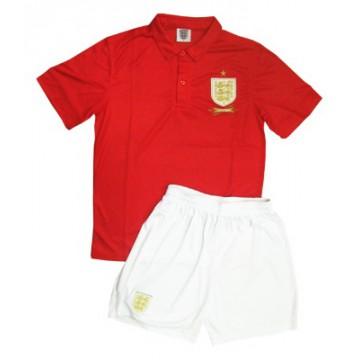 Англия футбольная форма красная