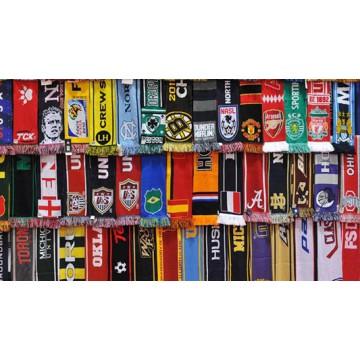 15 фанатских шарфов по Вашему эскизу