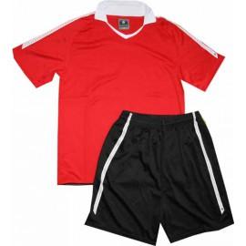 Детская футбольная форма РМ-2011 красная