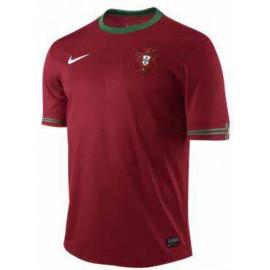 Футболка сборной Португалии игровая Найк -2012/13
