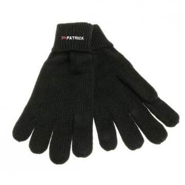 Перчатки трикотажные PATRICK черные