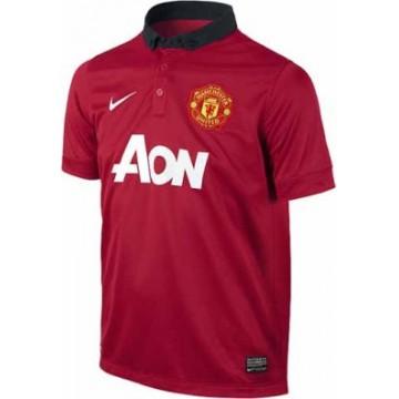 Футболка Манчестер Юнайтед ДЕТСКАЯ NIKE 2013 2014 домашняя - 3528b0d6b3b