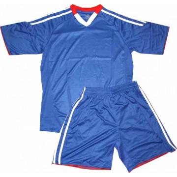Детская футбольная форма РМ-2011 синяя