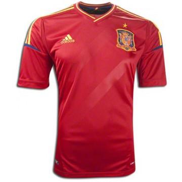 Испания футболка ADIDAS ЕВРО-2012