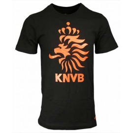 Голландия футболка 2012 NIKE черная
