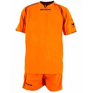 Комплект формы KIT CAPO оранжевый