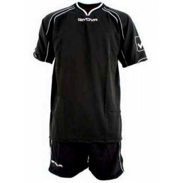 Комплект формы KIT CAPO черный