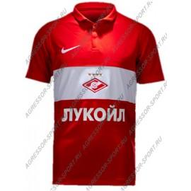 Детская футболка Спартак NIKE красная