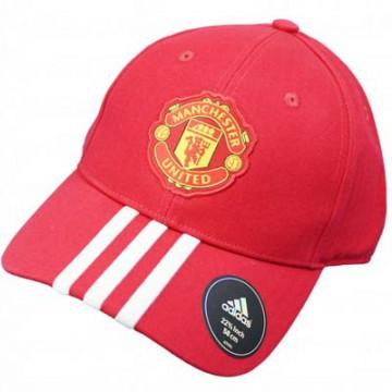 Бейсболка Манчестер Юнайтед Adidas красная 2015-2016