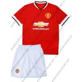 Форма Манчестер Юнайтед 2014 2015 домашняя