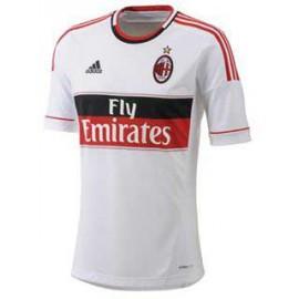 Милан майка игровая Adidas 2012/13 гостевая белая