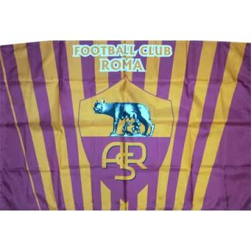 Рома флаг полноцветный 80 х 120 см
