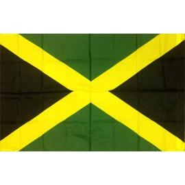 Ямайка флаг полноцветный 80 х 120 см