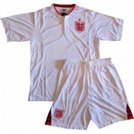 Форма футбольная Англия белая 2013