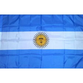 Аргентина флаг 80 х 120 см