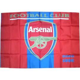 Арсенал флаг 80 х 120 см