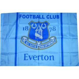 Эвертон флаг 80 х 120 см