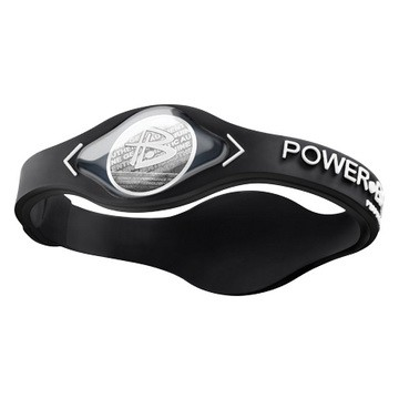 Браслет Power Balance Черный BLACK COLLECTION